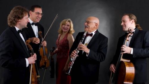 Giora_Feidman, Gershwin_Quartet, musique