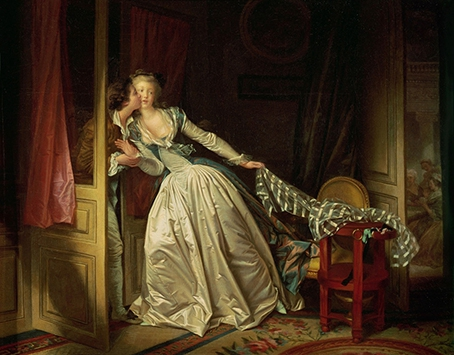 Art, Peintre_du_XVIIIe_siècle, Fragonard, Élisabeth_Vigée_Le_Brun, Les_Lumières, les_libertins