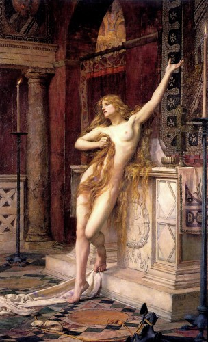 Hypatia_ par Charles_William_Mitchell.jpg