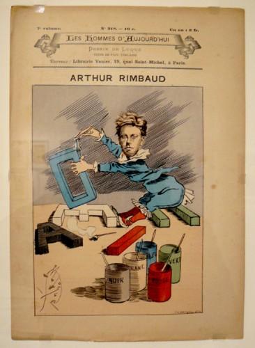 Morale laïque - Les hommes d'aujourd'hui -Rimbaud.jpg