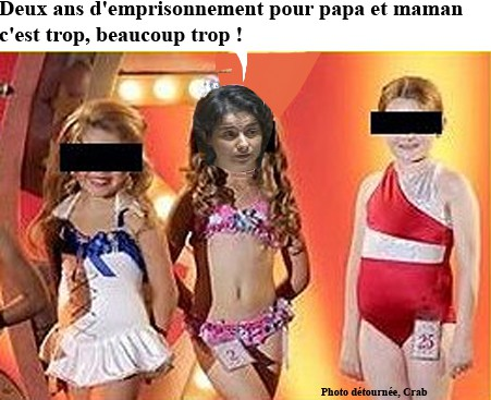 fillettes, France, féminisme, Mini-miss, politique, société, Sénat, Virginie_ Klès