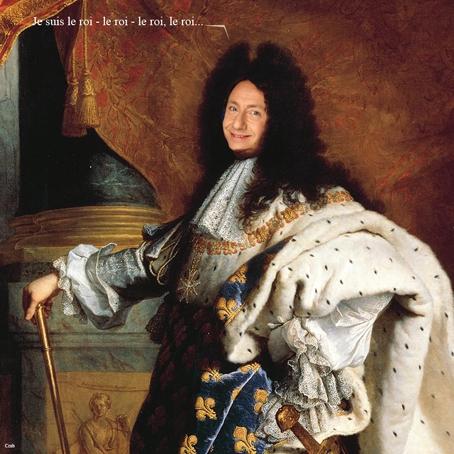 Élisabeth_Badinter, Jean_de_La_Fontaine, Jean_Meslier, Jean-Philippe_Rameau, Louis_XIV, Olympe_de_Gouges, Stéphane_Bern, Versailles, XVIIe_siècle,