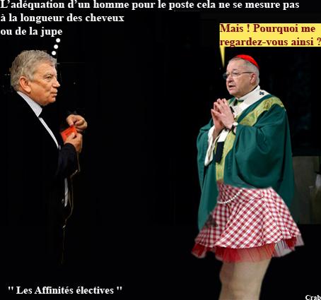 Mgr André Vingt-Trois,PS,religions,politique,économie,Parlement,France,UMP