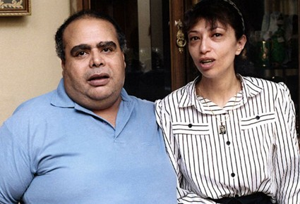 Professor Abu Zaid and his wife, Dr Younis - following the 1995 court ruling ending their marria.jpg