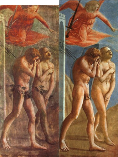 Masaccio-The Expulsion Of Adam And EveFromEden-Restoration.jpg