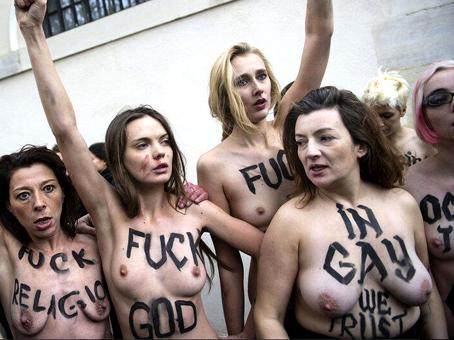femen,pussy riot,athéisme,religion,âme,inconscient,conscient,science,au-delà,les lumières