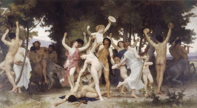 William-Adolphe-Bouguereau 2 _ 1825-1905 - la jeunesse de Bacchus -1884.jpg