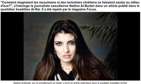 , Coline_SERREAU, Les_diktats_musulmans, Nadine_Al-Budair, Saint-Etienne_de_Rouvray, racisme, Rouen, terrorisme_islamique