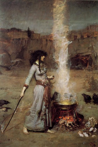 0 John-William Waterhouse- Magic Circle.jpeg