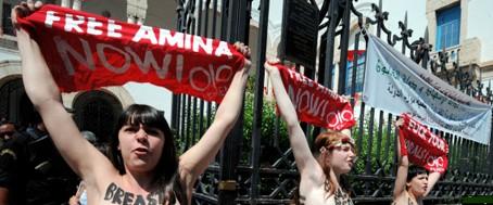 Femen, Athéophobie, Tunisie, Égypte, Maghreb, Proche-Orient, Moyen-Orient, France, Athéisme, Sciences, Culture, religions, patriarcats,homophobie