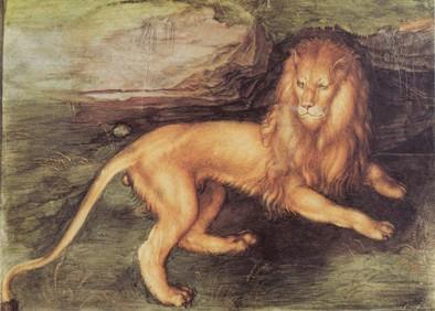animaux,lion,chrétienté