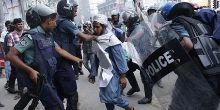 Bangladesh,islamistes,madrasas,écoles religieuses,laïcité,condition de la femme,féminisme,athéisme,mixité entre les femmes et les hommes,culture