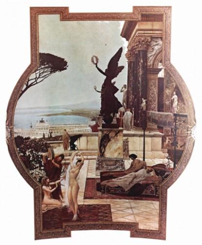 1 Gustav Klimt du théâtre grec antique..jpg