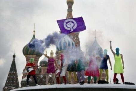 pussy riot,putin,russie,france