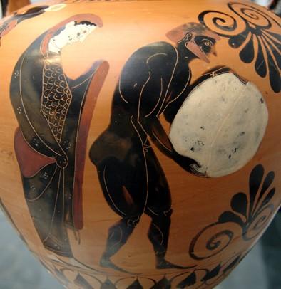 Perséphone surveillant Sisyphe dans les Enfers av 530 av J.C.jpg