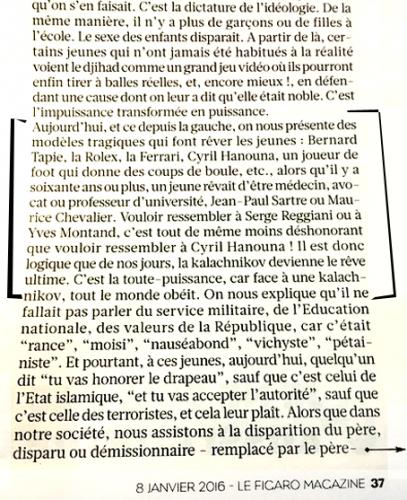 Cyril_Hanouna, Daech, Djihadistes, Elisabeth Badinter, État_islamique, islam, Michel_Onfray,  terrorisme_islamique