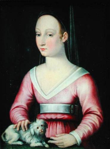 Portrait d'Agnès Sorel datant du XVe siècle.jpeg