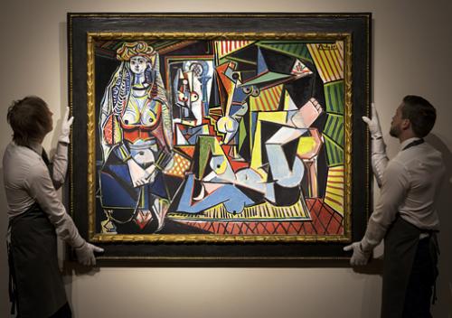 Amérique, Art, féminisme, censure, Courbet, Fox_5, Les_femmes_d_Alger, Le_sommeil, L'origine_du_monde, NU, peintures, politique, sexualité, société, télévision