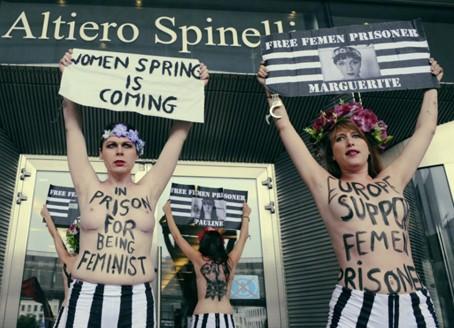 Tunisie, Femen, Athéophobie, culture, science, féminisme, islam, fanatisme religieux, religions